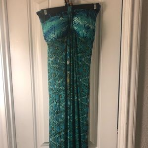 Long summer/spring dress